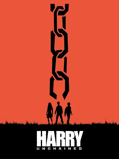 Harry Unchained by tombst0ne