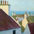 Rooftops by Lynne  Kirby