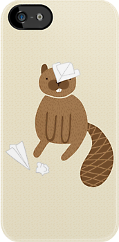 Paper Beaver by Good Natured Beast