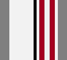Pinstripes by CanoeComsArt