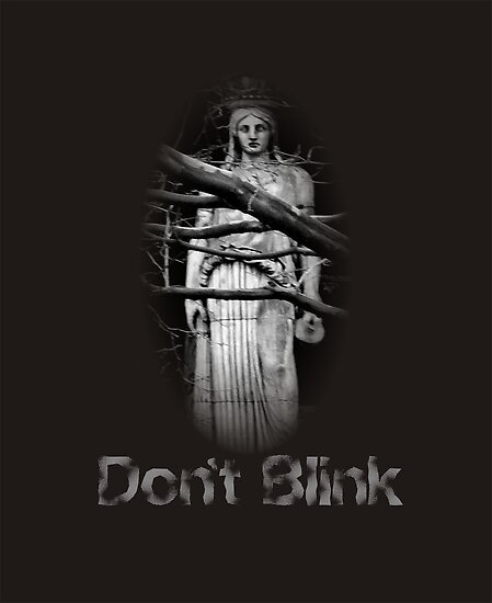Don't Blink Weeping Angel  by himmstudios