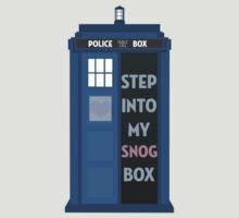 Snog Box  by Daisy May Edwards