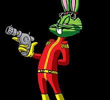 Bugs O' Hare by jeffaz81