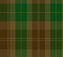 01515 Tyneside Scottish (Green) District Tartan Fabric Print Iphone Case by Detnecs2013