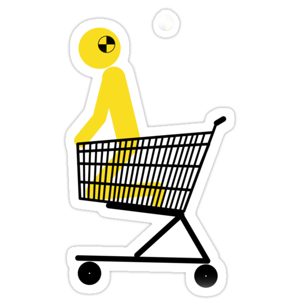 Crash Test Dummy - Gone Shopping! by CtrlFreak