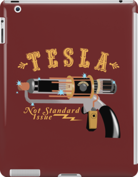 The Tesla - Not Standard Issue by phoenix-cry