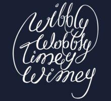 wibbly wobbly timey wimey by xushan