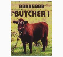 BUTCHER by Jon de Graaff