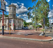 Post Office Crossing  by HG. QualityPhotography