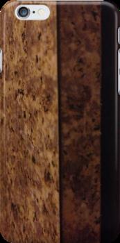 cork or marble? or wood? by Erik Lopez