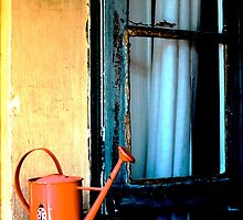 the open window.. by JOSEPHMAZZUCCO