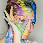 Messy Painter by gottschalkphoto