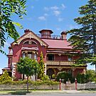 Stannum House, Tenterfield, Queensland, Australia by Margaret  Hyde