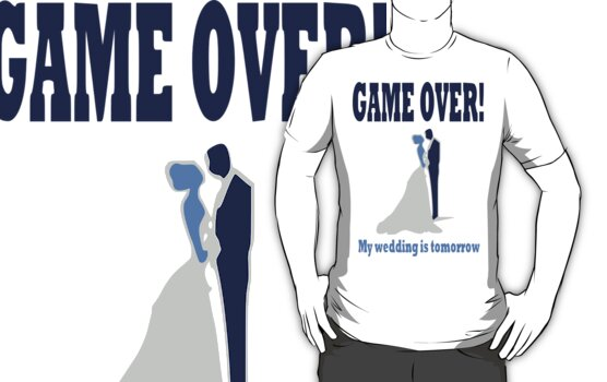 Game Over by Grobie