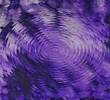 Purple Pond by jojobob