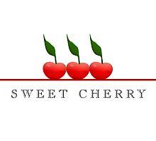 Sweet Cherries Photographic Print