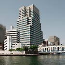 Waterfront Tokyo, Japan by jojobob