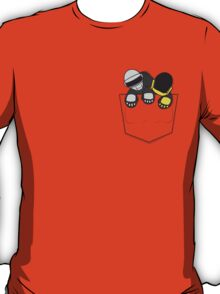 Robots In My Pocket! T-Shirt