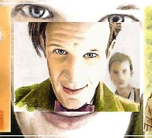 Dr Who miniatures by wu-wei