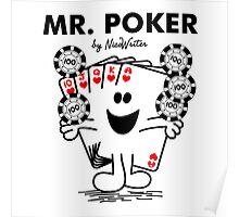 Mr Poker Poster