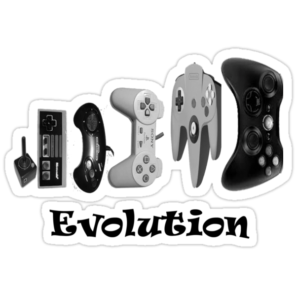 Controller Evolution by neccowafer