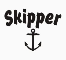 Skipper (Anchor) by theshirtshops