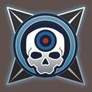 Halo 4 Headshot! Medal by Erik Johnson