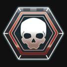 Halo 4 Unfriggenbelievable! Medal by Erik Johnson