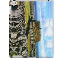 Quaint Old Cottage iPad Case/Skin
