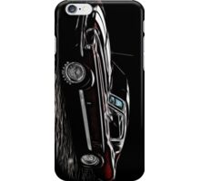 1967 Ford Mustang Shelby 350 Fastback iPhone Case/Skin