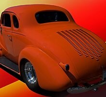 1938 Chevy Coupe w/Louvers by DaveKoontz