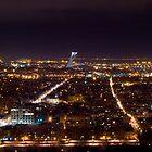 Montreal Cityscape by Michael Vesia