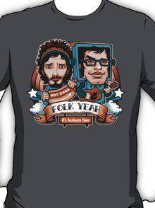 Folk Yeah! T-Shirt