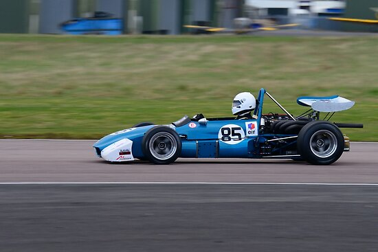 Formula 2 Tecno T70 No 85 by Willie Jackson