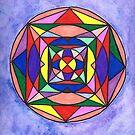 Mandala  by Deb Coats