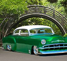 1954 Chevrolet Custom/In the Garden by DaveKoontz
