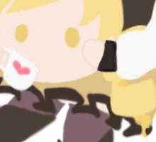 Spot of Tea Sticker