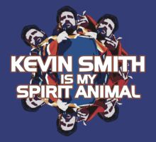 Kevin Smith Is My Spirit Animal by DarkNateReturns