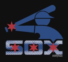 Chicago Whitesox Flag by biddywax