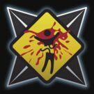 Halo 4 Splatter! Medal by Erik Johnson