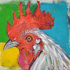 'Indomitable Chicken'  by Cat Leonard