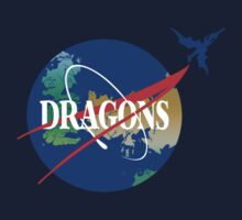 "Game of Thrones ""Dragon"" Space by DCVisualArts"