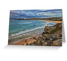 Curl Curl Beach - Sydney Greeting Card