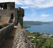 Castello Orsini-Odescalchi in Bracciano by kirilart