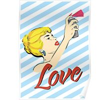Love spray can! Poster