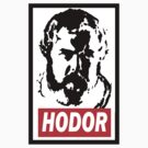 Obey Hordor by Tardis53