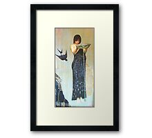 Circe Framed Print