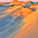 Shifting Sands - a Tranquil Moments Landscape by Dan Carmichael