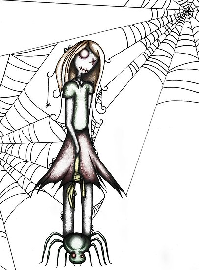 Spiders by Devon Mallison