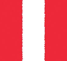 Smartphone Case - Flag of Austria - Paint  by Mark Podger